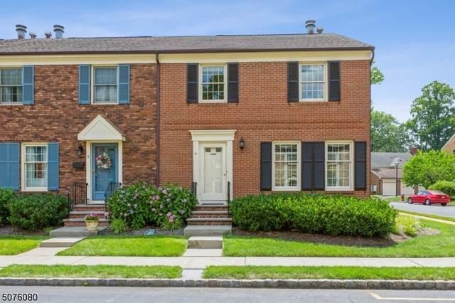 11 Cowperthwaite Sq #11, Westfield Town, NJ 07090 (MLS #3725761) :: Gold Standard Realty