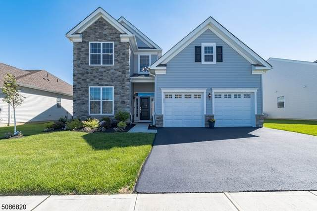 8 Gordon Way, Mount Olive Twp., NJ 07836 (MLS #3725950) :: SR Real Estate Group