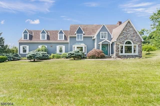 42 Philhower Rd, Tewksbury Twp., NJ 08833 (MLS #3726231) :: Stonybrook Realty