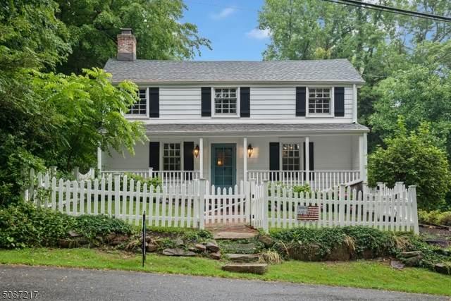 36 E Main St, Mendham Twp., NJ 07945 (MLS #3726355) :: SR Real Estate Group