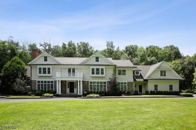 22 Country Dr, Harding Twp., NJ 07960 (MLS #3726403) :: SR Real Estate Group