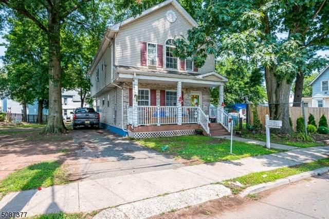 1222 Clinton Pl, Plainfield City, NJ 07063 (MLS #3726744) :: The Sikora Group