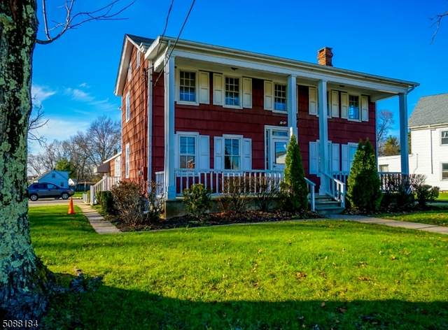 1103 Old York Rd, East Amwell Twp., NJ 08551 (MLS #3727170) :: The Dekanski Home Selling Team