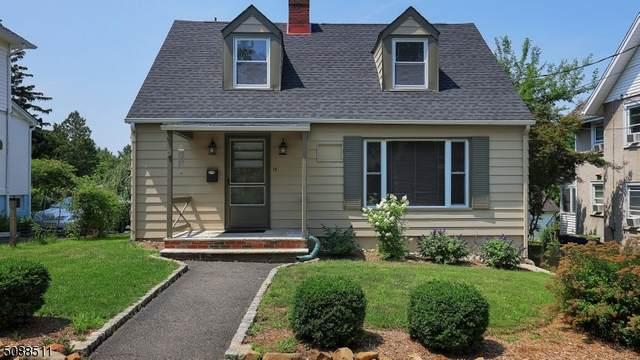 15 Center St, Bernardsville Boro, NJ 07924 (MLS #3727452) :: The Dekanski Home Selling Team