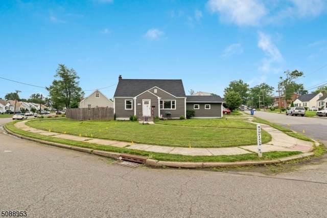 152 Midfield Rd, Woodbridge Twp., NJ 07067 (MLS #3728023) :: Stonybrook Realty