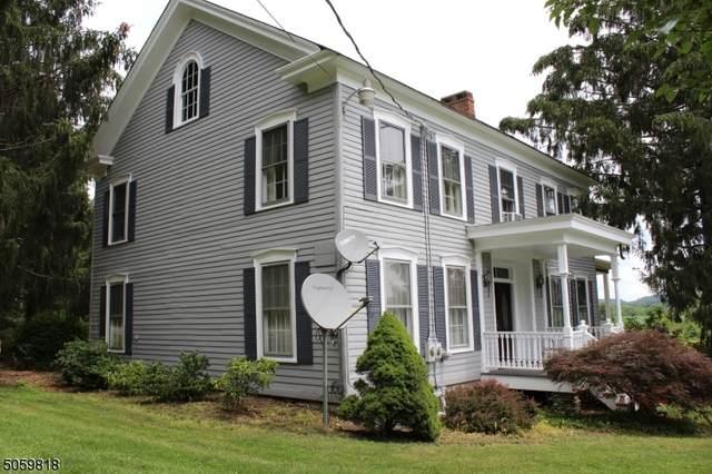 129 Plains Rd, Frankford Twp., NJ 07822 (MLS #3728113) :: Compass New Jersey