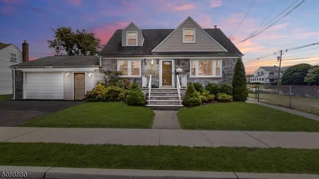 1209 Woolley Ave, Union Twp., NJ 07083 (MLS #3728509) :: Stonybrook Realty