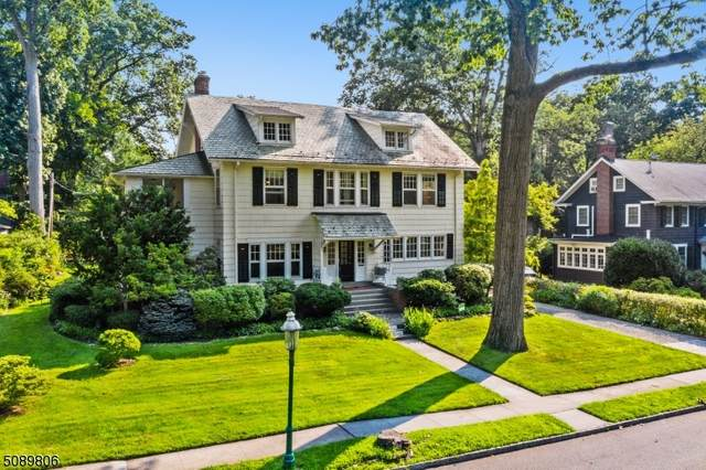 249 Turrell Ave, South Orange Village Twp., NJ 07079 (MLS #3728708) :: Gold Standard Realty