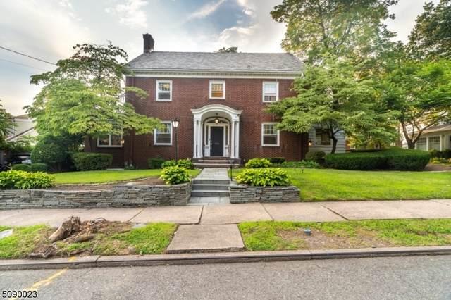 312 E 36Th St, Paterson City, NJ 07504 (MLS #3728823) :: Stonybrook Realty