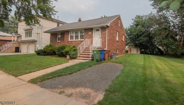 130 Cedar Ave, Linden City, NJ 07036 (MLS #3728863) :: The Sikora Group