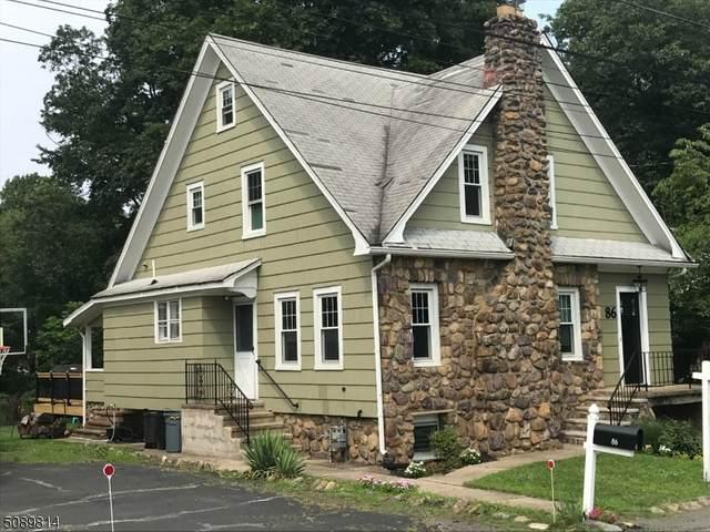 86 Riverside Dr, Denville Twp., NJ 07834 (MLS #3729125) :: SR Real Estate Group