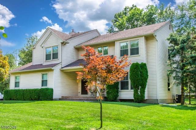 605 Greenbank Rd, Parsippany-Troy Hills Twp., NJ 07005 (MLS #3729248) :: SR Real Estate Group