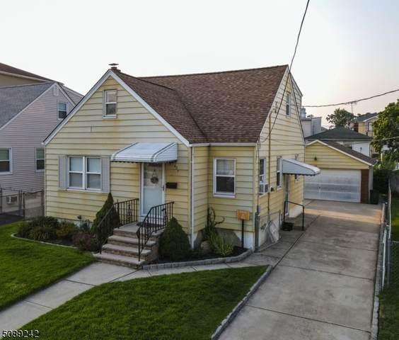 627 Devine Ave, Elizabeth City, NJ 07202 (MLS #3729302) :: The Sikora Group