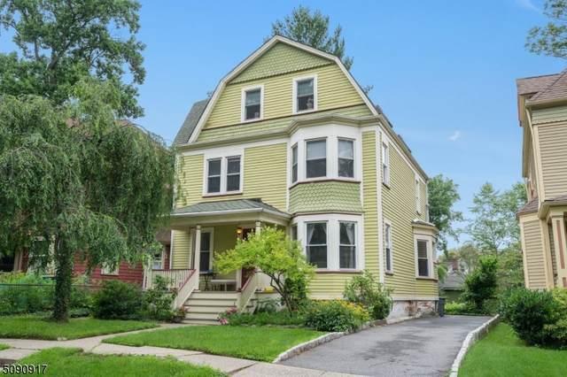 10 James St, Montclair Twp., NJ 07042 (MLS #3729868) :: Kay Platinum Real Estate Group