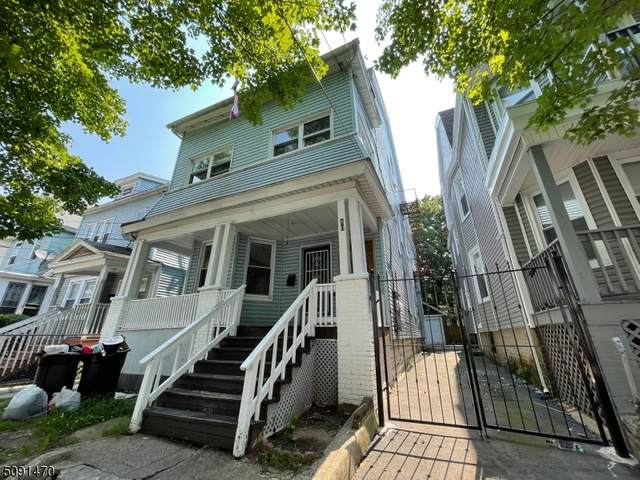 80 Chelsea Ave, Newark City, NJ 07106 (MLS #3730162) :: Coldwell Banker Residential Brokerage