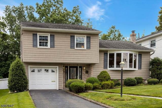1 Faber Pl, Nutley Twp., NJ 07110 (MLS #3730492) :: The Dekanski Home Selling Team
