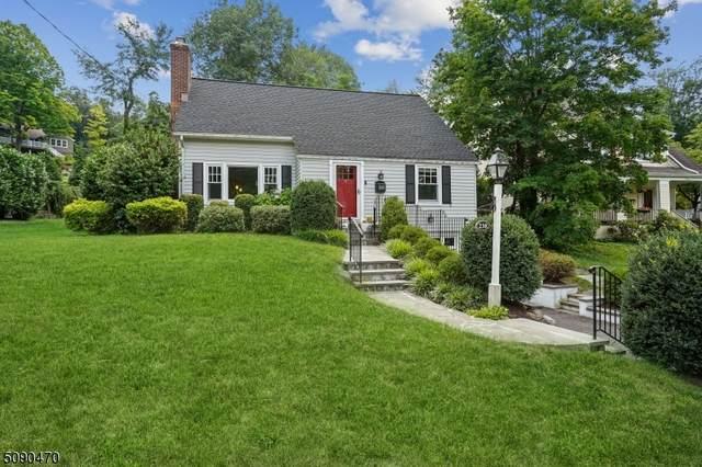 238 Blackburn Rd, Summit City, NJ 07901 (MLS #3730535) :: Zebaida Group at Keller Williams Realty