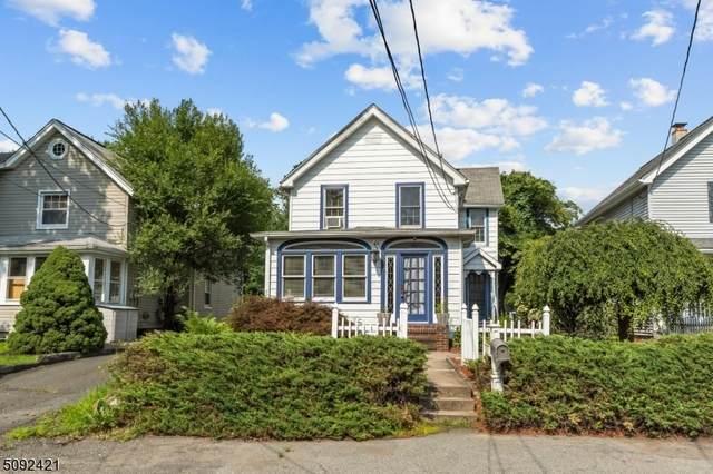 10 Old Newark Pompton Tpke, Wayne Twp., NJ 07470 (MLS #3731031) :: The Karen W. Peters Group at Coldwell Banker Realty