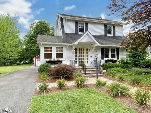 13 Brookside Ave, Bernardsville Boro, NJ 07920 (MLS #3731077) :: The Dekanski Home Selling Team