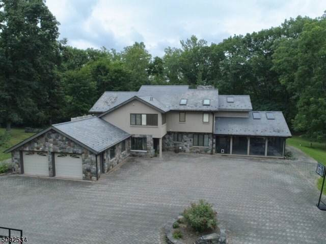 69 Mount Pleasant Road, Knowlton Twp., NJ 07832 (MLS #3731153) :: The Dekanski Home Selling Team