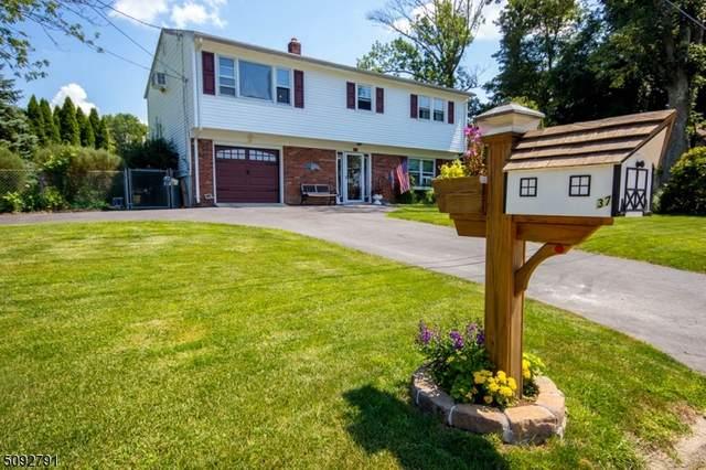 37 Schwarz Blvd, Jefferson Twp., NJ 07849 (MLS #3731407) :: Team Braconi | Christie's International Real Estate | Northern New Jersey