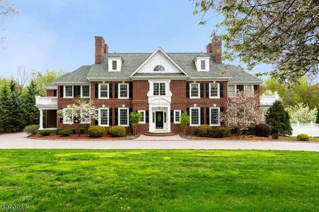 7 Lexington Dr, Warren Twp., NJ 07059 (#3731755) :: Rowack Real Estate Team
