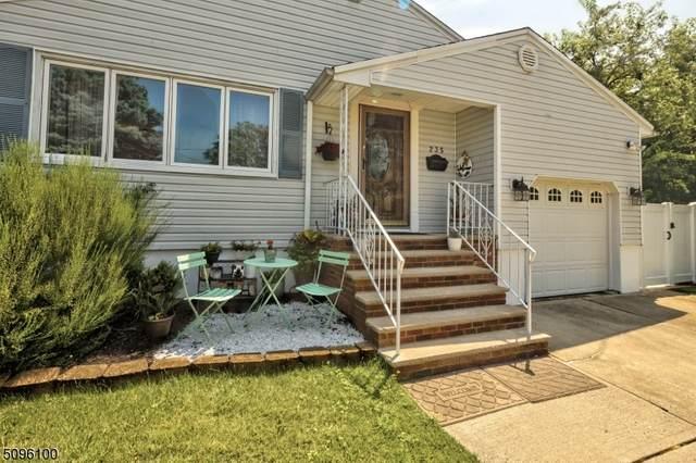 235 Arthur St, Linden City, NJ 07036 (MLS #3734438) :: Coldwell Banker Residential Brokerage