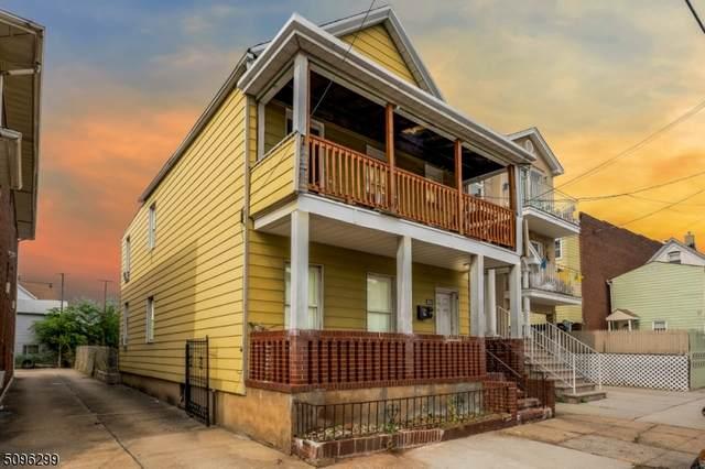 311 High St, Elizabeth City, NJ 07202 (MLS #3734508) :: Kaufmann Realtors