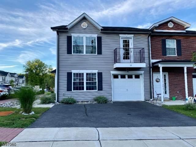 12 Gregg Ct #12, Newton Town, NJ 07860 (MLS #3735396) :: Team Braconi | Christie's International Real Estate | Northern New Jersey