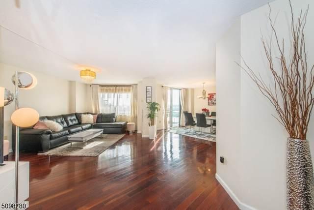 706 Harmon Cove Tower, Secaucus Town, NJ 07094 (MLS #3736668) :: SR Real Estate Group