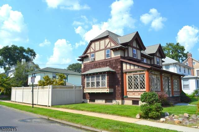 112 Summit Rd, Elizabeth City, NJ 07208 (MLS #3737263) :: Stonybrook Realty