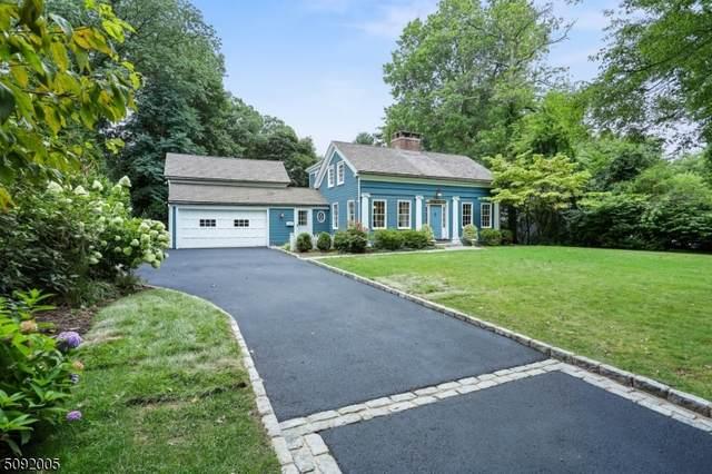 23 Whittredge Rd, Summit City, NJ 07901 (MLS #3737337) :: Kiliszek Real Estate Experts