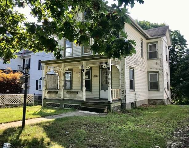 31 Woodside Ave, Newton Town, NJ 07860 (MLS #3737393) :: REMAX Platinum