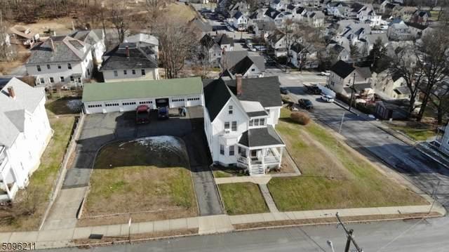 134 N Sussex St A B, Dover Town, NJ 07801 (MLS #3737971) :: Kaufmann Realtors