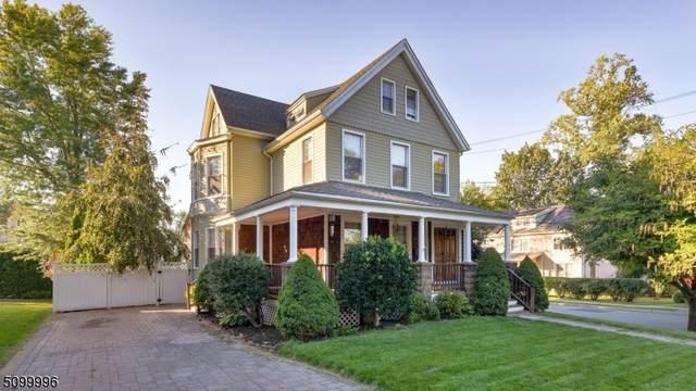 37 Elm Pl, Nutley Twp., NJ 07110 (MLS #3738063) :: Stonybrook Realty
