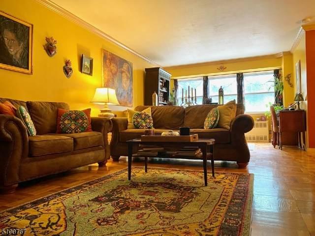 415 Claremont Ave 2H, Montclair Twp., NJ 07042 (MLS #3738378) :: Kaufmann Realtors