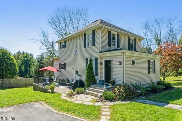 312 Pleasant Hill Rd, Chester Twp., NJ 07836 (MLS #3738741) :: Kaufmann Realtors
