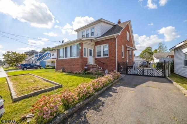 1334 Center St, Union Twp., NJ 07083 (MLS #3739267) :: The Dekanski Home Selling Team