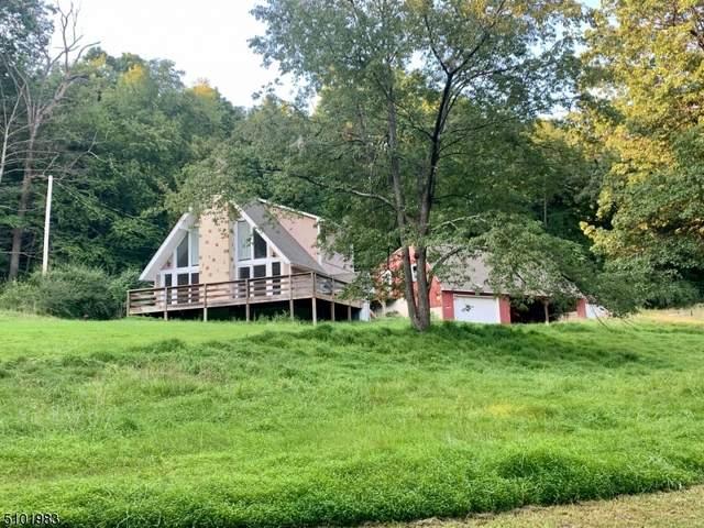 16 Quenby Mountain Rd, Liberty Twp., NJ 07838 (MLS #3739448) :: Zebaida Group at Keller Williams Realty