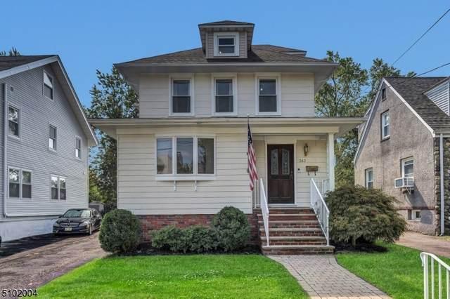 343 Locust Ave, Garwood Boro, NJ 07027 (MLS #3739489) :: The Dekanski Home Selling Team