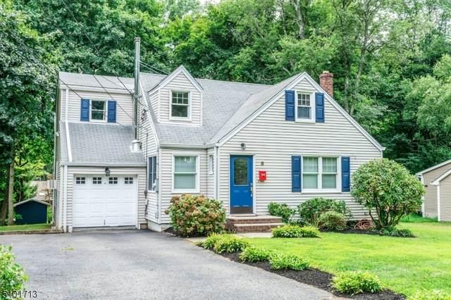 8 Maple Way, Mountain Lakes Boro, NJ 07046 (MLS #3739491) :: SR Real Estate Group