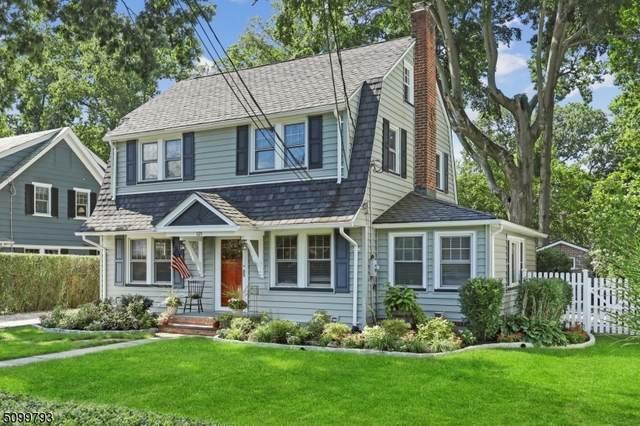 121 Washington Ave, Morristown Town, NJ 07960 (MLS #3739863) :: SR Real Estate Group