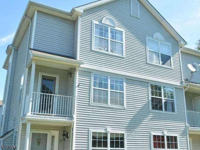 301 Tulsa Ct #301, Independence Twp., NJ 07840 (MLS #3740103) :: Stonybrook Realty