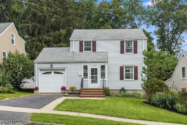 140 Franklin St, Verona Twp., NJ 07044 (MLS #3740196) :: Zebaida Group at Keller Williams Realty