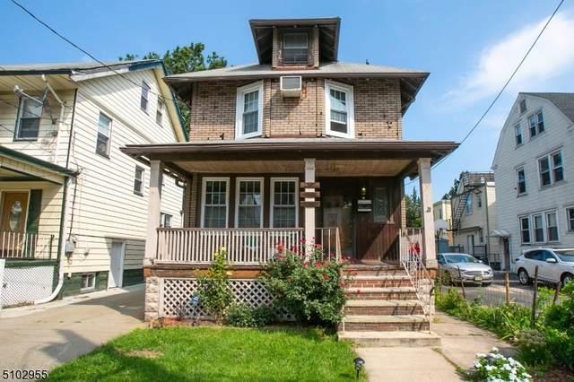 108 Laurel Ave, Irvington Twp., NJ 07111 (MLS #3740483) :: Team Braconi | Christie's International Real Estate | Northern New Jersey
