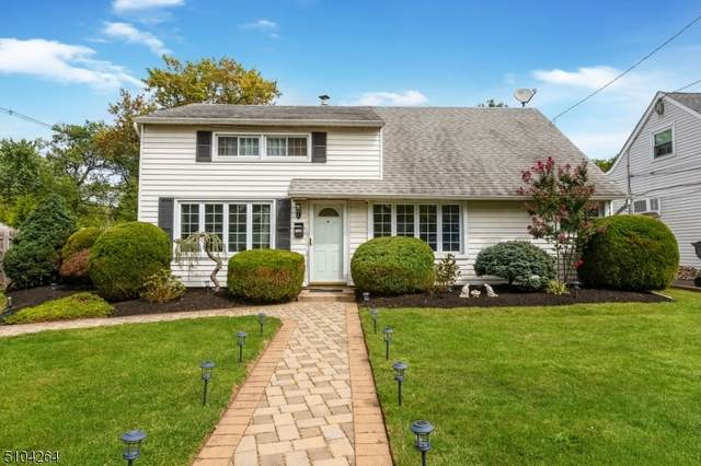 1108 Woodruff St, Woodbridge Twp., NJ 08830 (MLS #3741560) :: The Karen W. Peters Group at Coldwell Banker Realty