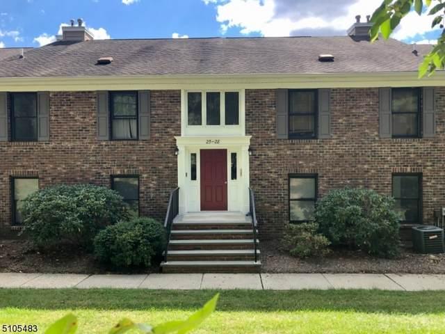 25 Sunrise Dr #25, Long Hill Twp., NJ 07933 (MLS #3742840) :: SR Real Estate Group