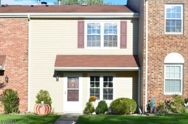 44 Gettysburg Way #44, Lincoln Park Boro, NJ 07035 (MLS #3743290) :: SR Real Estate Group