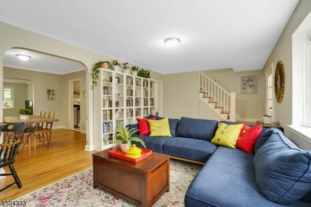 37 Nutman Pl, West Orange Twp., NJ 07052 (MLS #3743362) :: Team Braconi | Christie's International Real Estate | Northern New Jersey