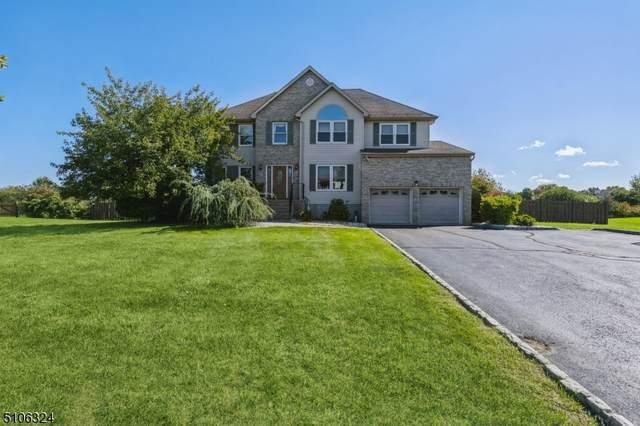 8 Hughey Ln, Hillsborough Twp., NJ 08844 (MLS #3743425) :: The Karen W. Peters Group at Coldwell Banker Realty
